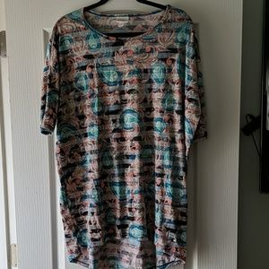 Size small Irma with Paisley detail